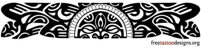 Polynesian Band Tattoo Designs   the Hawaiians and the other Polynesian islanders, an armband tattoo ... #marquesantattoosbracelet #polynesiantattoosband #marquesantattoosarmband #hawaiiantattoospolynesian