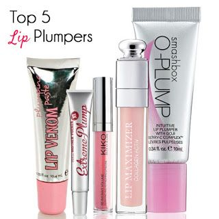 BLUSHO blog: Get A Perfectly Plump Pout With These Top 5 Lip Plumpers