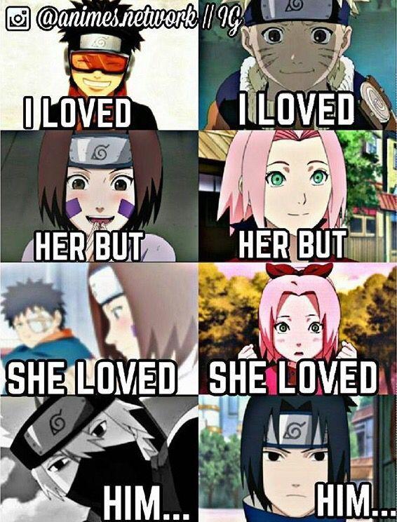 Y…La historia se repite (Excepto que Sakura no …