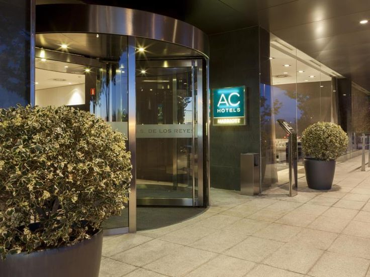 Madrid AC Hotel San Sebastian de los Reyes Spain, Europe The 4-star AC Hotel San Sebastian de los Reyes offers comfort and convenience whether you're on business or holiday in Madrid. Both business travelers and tourists can enjoy the hotel's facilities and services. Take advantage of the hotel's free Wi-Fi in all rooms, 24-hour front desk, facilities for disabled guests, luggage storage, car park. Each guestroom is elegantly furnished and equipped with handy amenities. To enh...