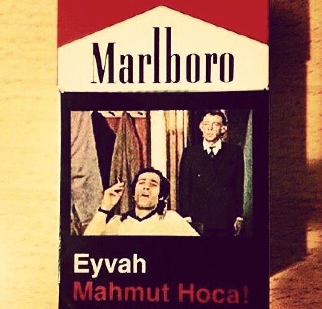 Eyvah Mahmut hoca! Hababam sınıfı