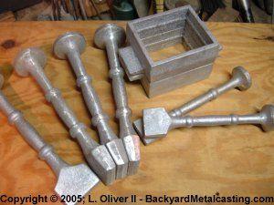 DIY Aluminum Casting and Foundry | DIY aluminium can burner | Casting aluminum, Metal casting, Metal crafts