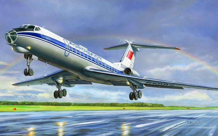 Ту - 134А