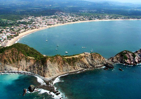 Melaque Beach ~ Melaque, Jalisco. Go to www.MelaqueParadise.com to know even more!