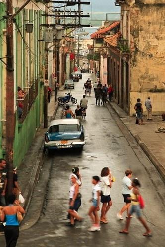 San Francisco St. Santiago de Cuba. Cuba