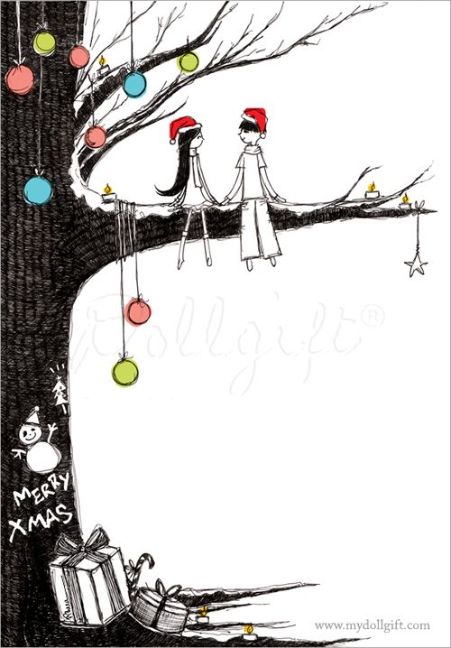 91 best my illustration dreamy quirky images on pinterest for Cute tree drawing