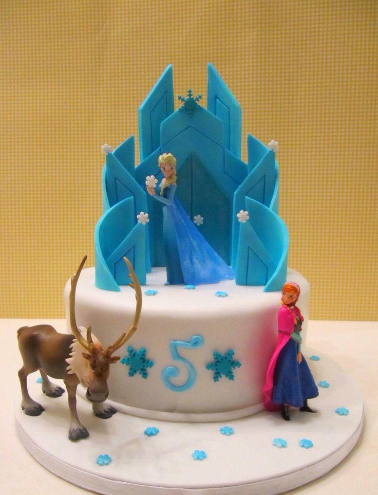 Frozen Cake (v.2)