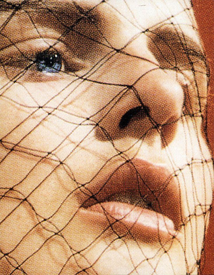 Stella Tennant(1995)photographydavid sims  Yohji Yamamoto
