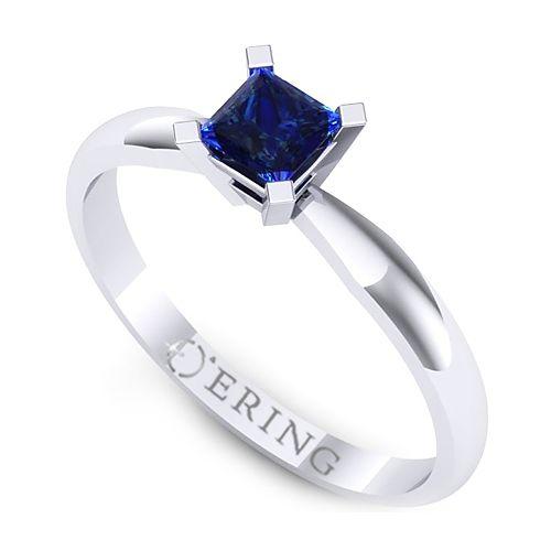 Inel logodna L127ASF inel cu safir