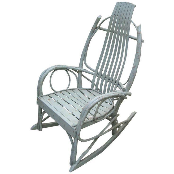 Adirondack Rocking Chair |