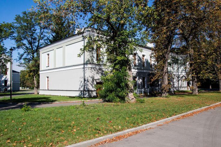 To jedyny projekt w Polsce, w którym rewitalizacja terenów powojskowych ma na celu stworzenie bazy edukacyjno-laboratoryjnej.