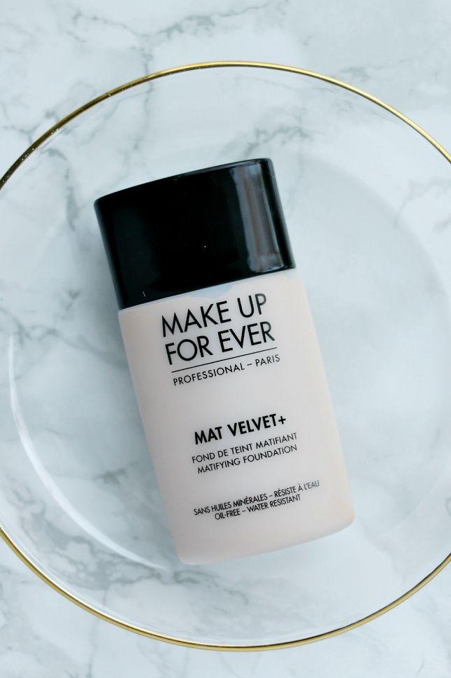 Makeup Forever Matte Velvet+ |Thirteen Thoughts