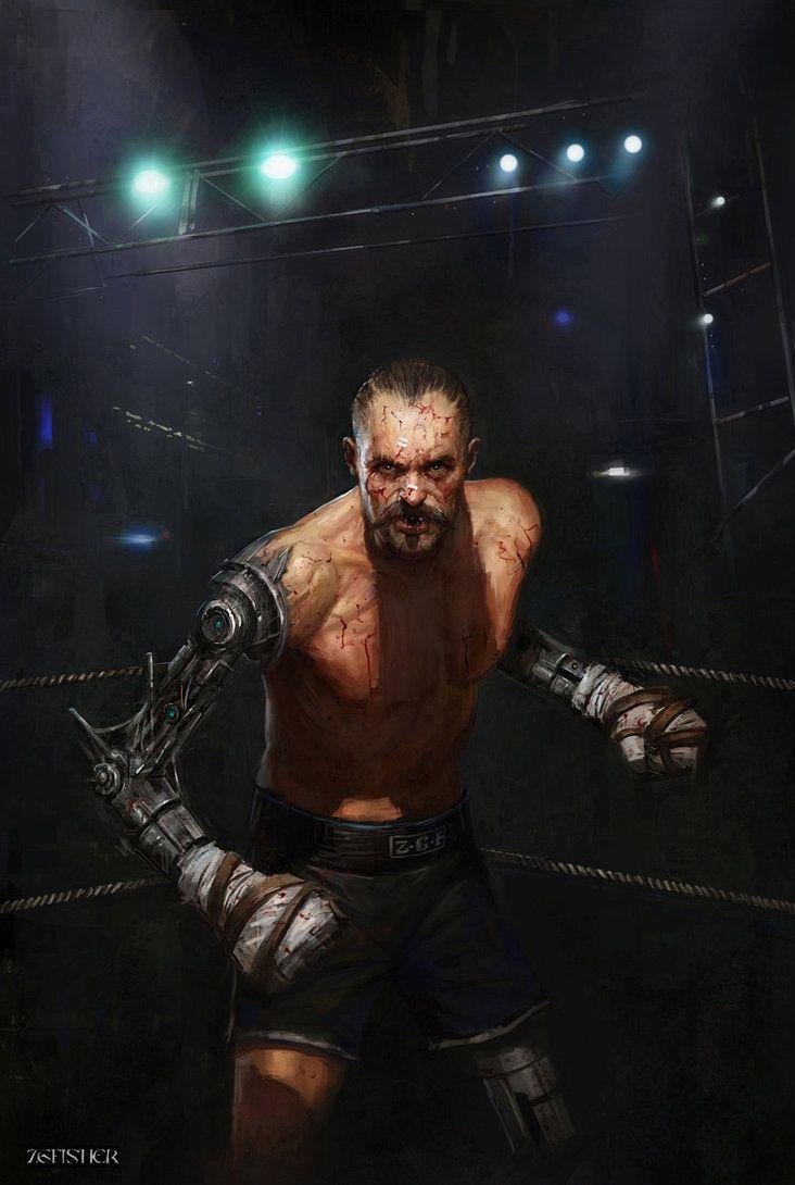 cyberpunk_boxer_by_zgfisher-d66rzn1.jpg (732×1090)