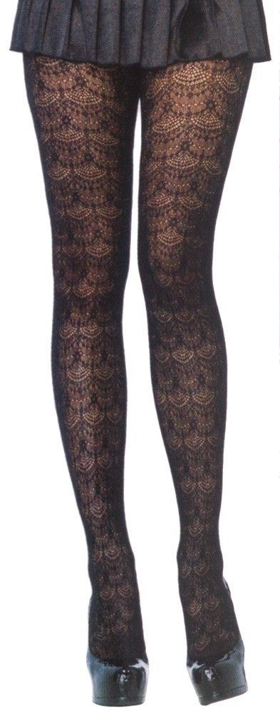 CHANDELIER LACE STOCKINGS Put a wiggle in your walk and a giggle in your talk…