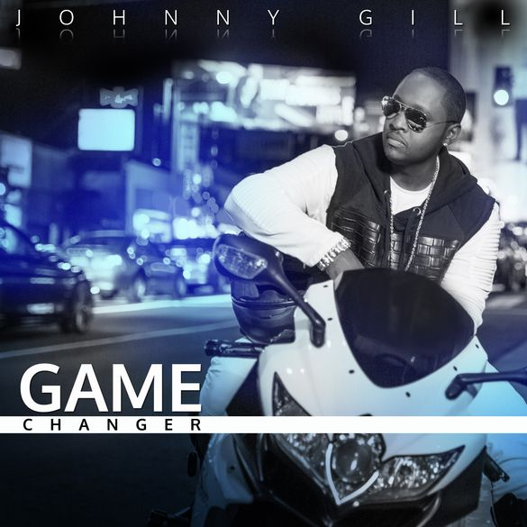 "Johnny Gill Releases Next Single ""Game Changer"""