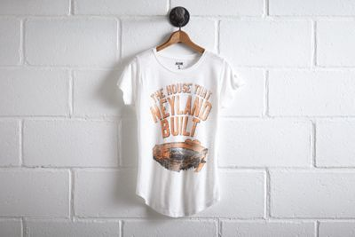 Tailgate Women's Tennessee Neyland Stadium T-Shirt by  American Eagle Outfitters | Better come prepared to Neyland Stadium. The Volunteers have an all-time winning record of 447 games, the most home wins in college football history.Better come prepared to Neyland Stadium. The Volunteers have an all-time winning record of 447 games, the most home wins in college football history. Shop the Tailgate Women's Tennessee Neyland Stadium T-Shirt and check out more at AE.com.
