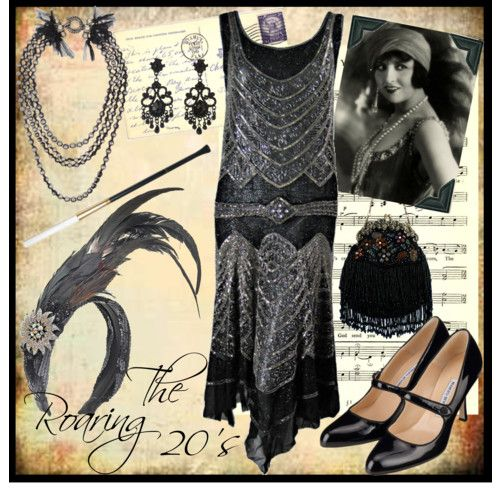 roaring 20's   The Roaring 20's - Polyvore