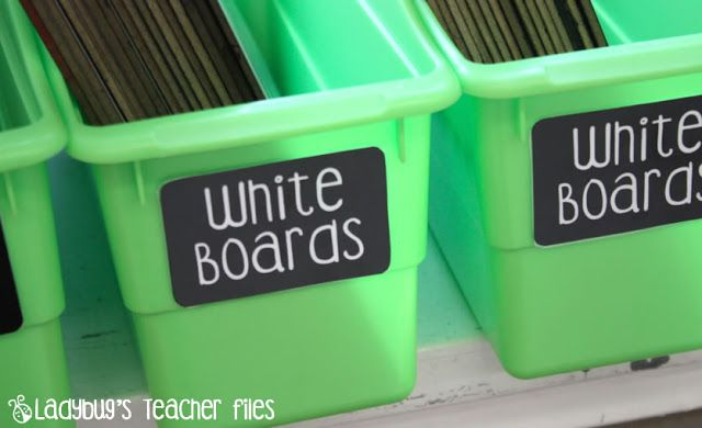 Book Bin Labels (editable printable)