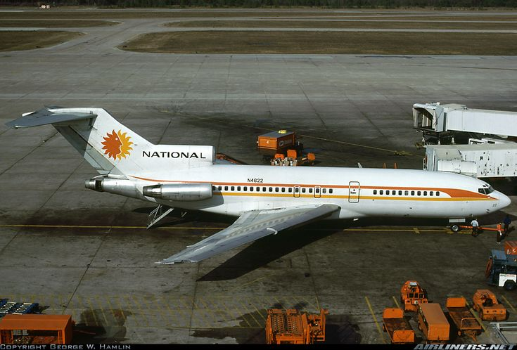 Boeing 727-35 - National Airlines | Aviation Photo #1605967 | Airliners.net