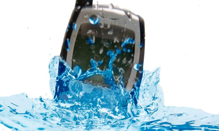 Half of all water-damaged mobile phones in the UK have been dropped in the toilet, study finds