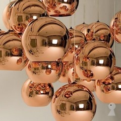 Tom Dixon: Copper Shade