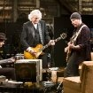 Still of Jimmy Page, The Edge and Jack White in It Might Get Loud