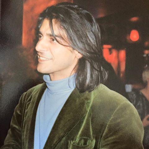 Karn, 1994 on 'I'll be here dreaming' Facebook. Loraine Heywood's photo.