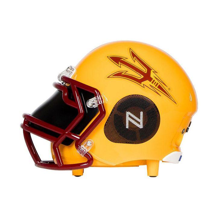 Arizona State Sun Devils Full-Size Bluetooth Helmet Speaker