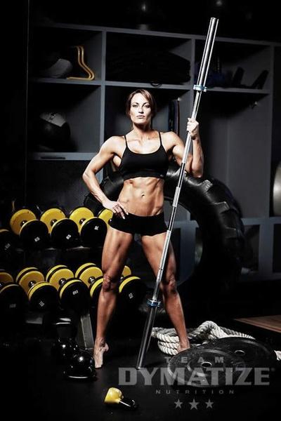 Female Form #StrongIsBeautiful #Motivation #WomenLift2 Erin Stern, IFBB Figure Pro