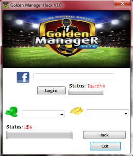 Golden Manager Hack Unlimited Gold Online 2017 Tool New Golden Manager Hack Unlimited Gold download undetected. This is the best version of Golden Manager Hack Unlimited Gold, voted as best working tool.