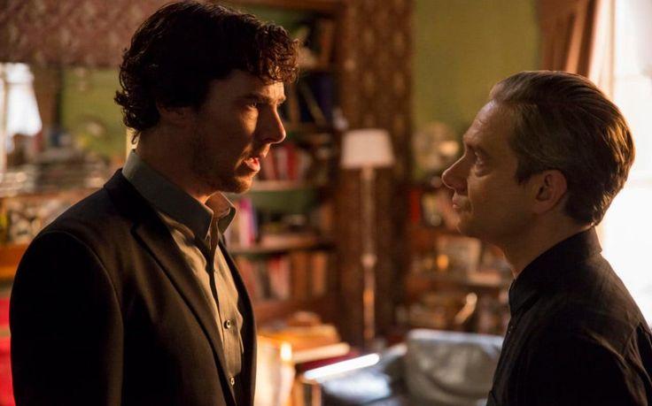 Steven Moffat talks the future of Sherlock and possible recasting