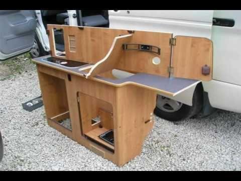 Best campervan conversion kits ideas on pinterest for Campervan furniture plans