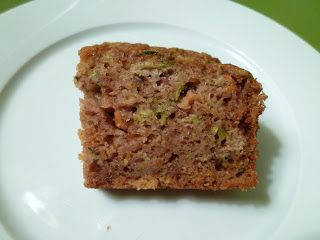 Garden Bread.  Quick, Easy, Tasty & Low Fat!