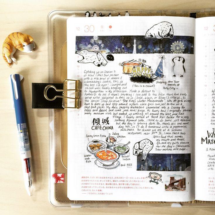 Journaling ideas using other journals
