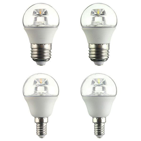 E27 G45 E14 P45 Led Bulb 100 240v 5w Cob Light Globe Lamp Globe Lamps Led Bulb Led Lights