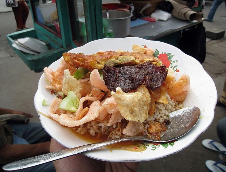 Nasi Ulam Betawi, Indonesia