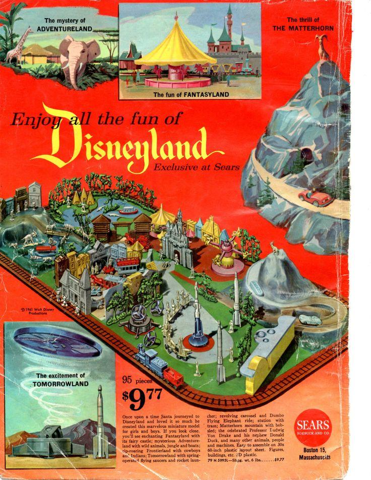 Toys At Sears : Sears christmas catalog toys vintage ads