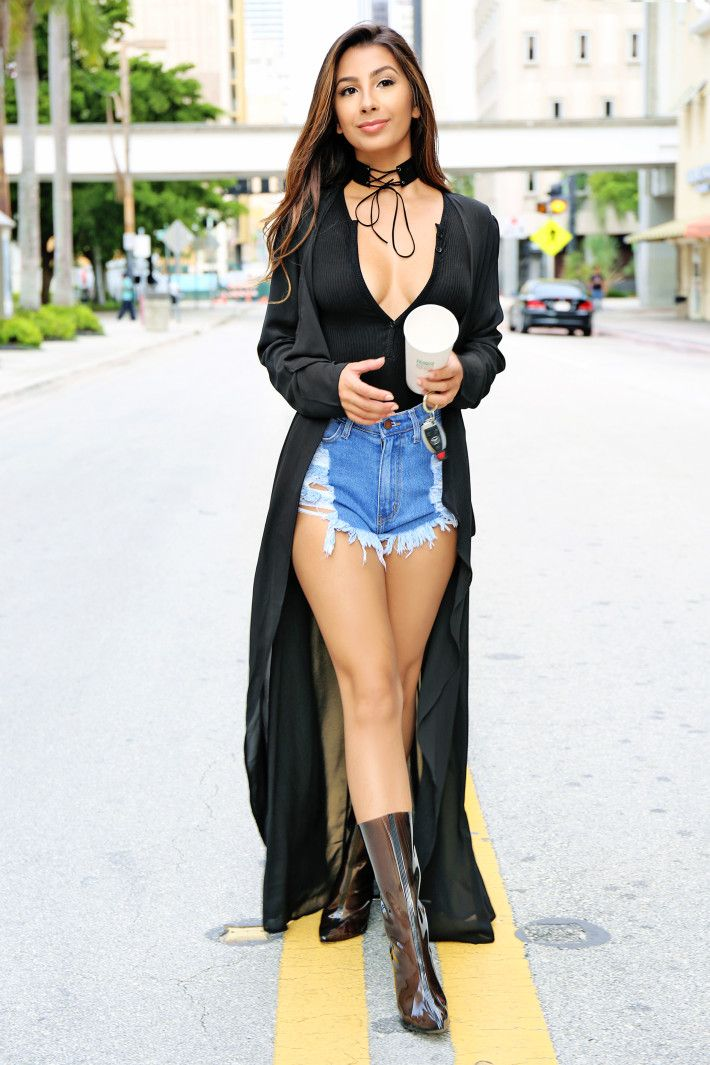 Hot Miami Styles » New Wave | Black It Up | Fashion ...