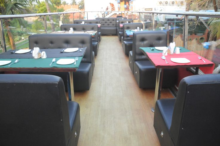 double decker restaurant - Google Search