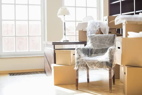 International House Moving Companies from the UK to USA