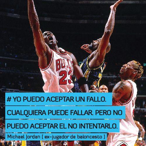 Yo puedo aceptar un fallo, cualquiera puede fallar pero no puedo aceptar el no intentarlo  http://www.altorendimiento.com/cursos/curso-preparacion-fisica-baloncesto