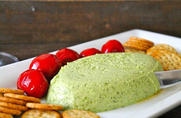 Mexican Appetizers, Cilantro Mousse Recipe  perfect for a fancy get together @ www.milgrageas.blogspot.com