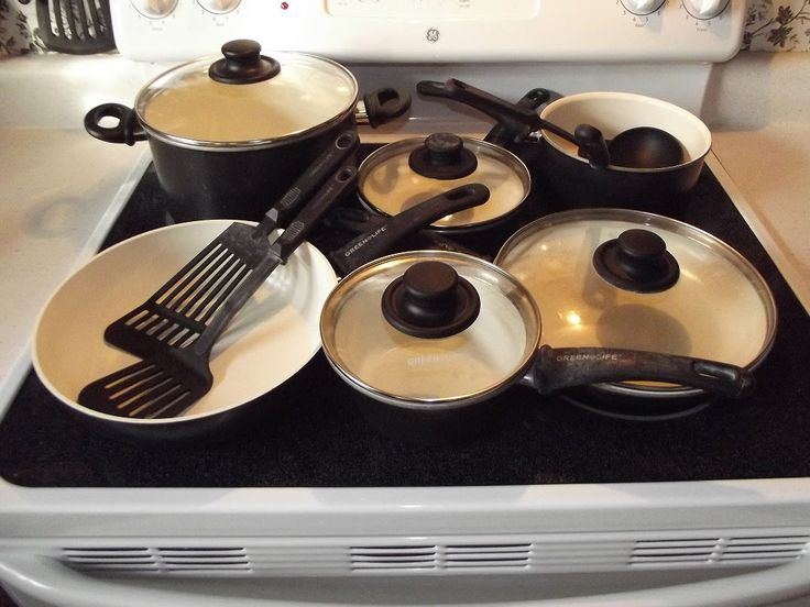 High Quality Green Life Cookware Review   The Hillbilly Kitchen