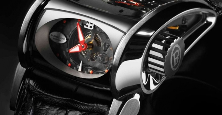 Bugatti Super Sport Relojes de lujo para hombres