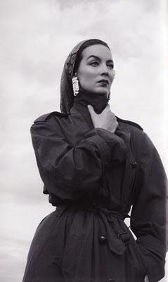 Mexican actress María Félix