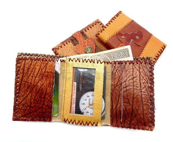 Indiański portfel z eko skóry | Portfele | Upominki24.com