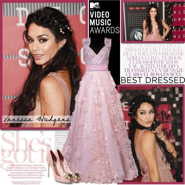 Vanessa Hudgens MTV Video Music Awards Outfit Idea 2017