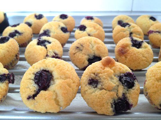 recetas francesas friands financiers recetas fáciles y rápidas postres recetas delikatissen recetas con almendra y frutas mini muffins cupca...