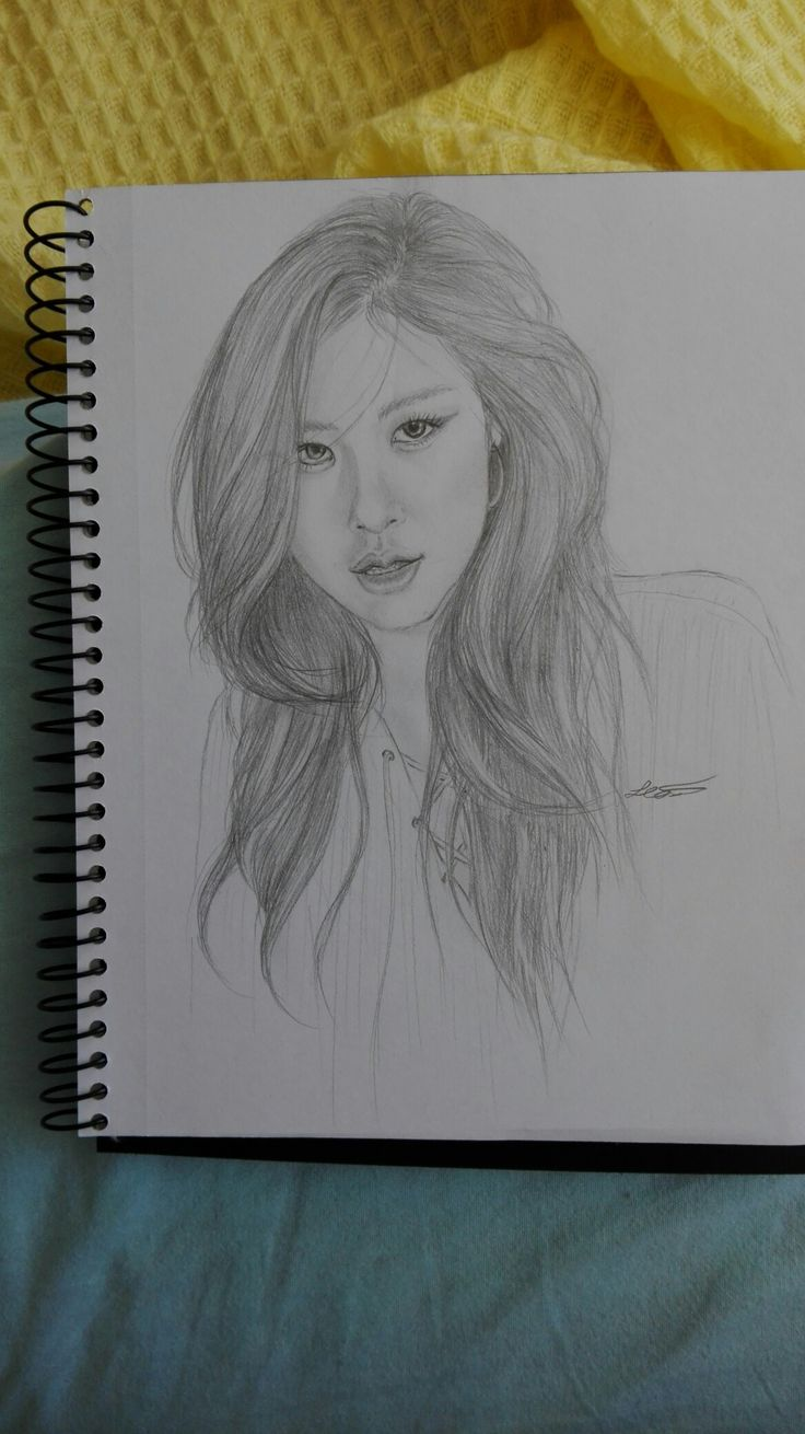 Rosé from BLACK PINK