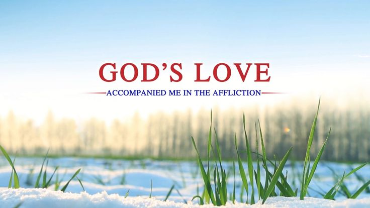 "Power of God's Word | Short Film ""God's Love Accompanied Me in the Affli..."